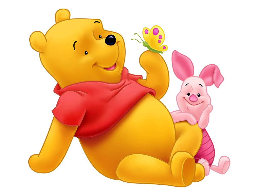 It's just a picture of Magic Pics of Winny the Pooh