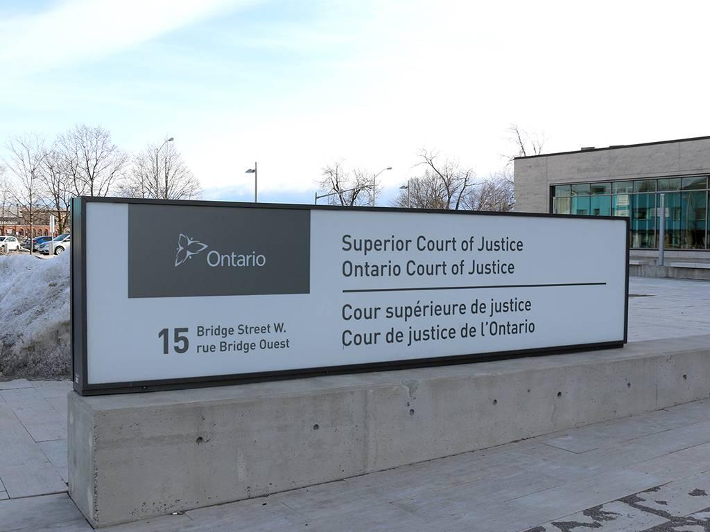 INQUINTE CA   COURT DOCKET: Hearing set in drug bust