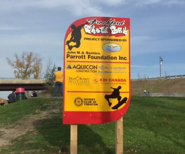INQUINTE CA | Frankford Skatepark officially opens (PHOTO GALLERY)