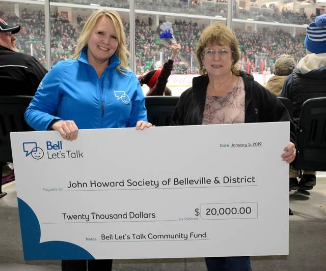 INQUINTE CA | John Howard Society gets funding in support of programs