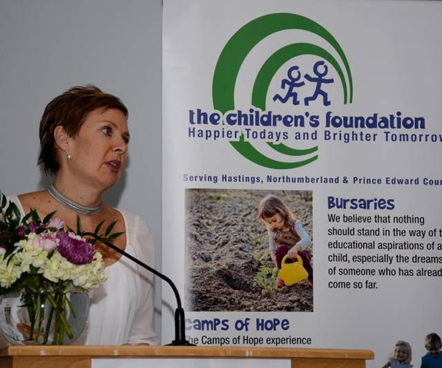 INQUINTE CA   Children's Foundation names Crowe their