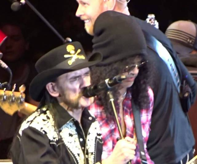 INQUINTE CA | Motorhead frontman, hard-rock hero 'Lemmy