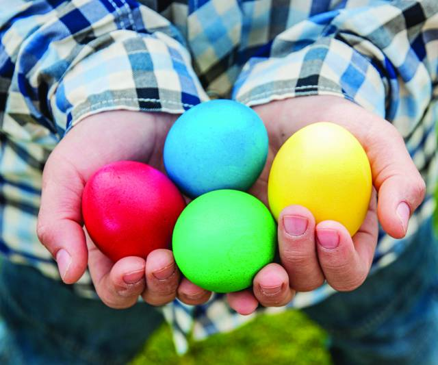 Inquinte Ca Create And Hide Unbreakable Easter Eggs