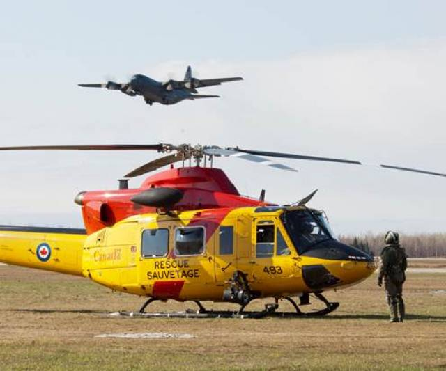 INQUINTE CA | UPDATE: Trenton crew helps search for missing plane in