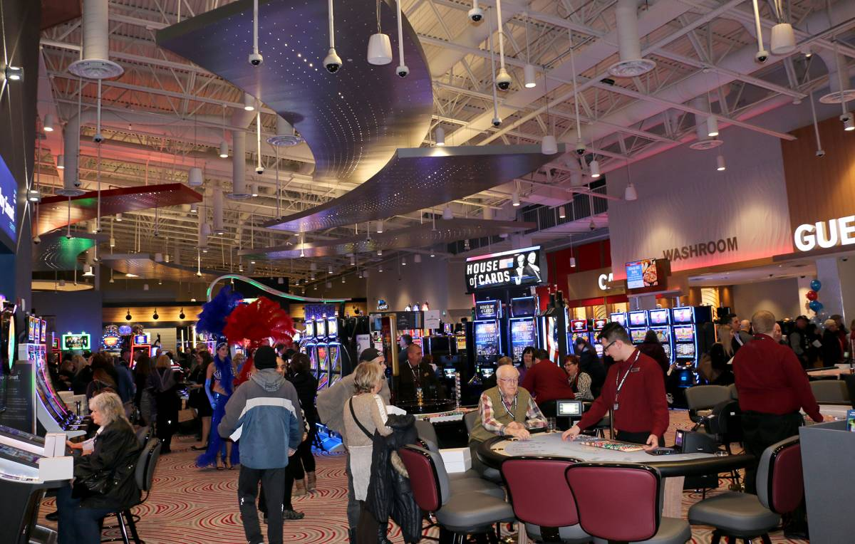 Belleville Shoreline Casino